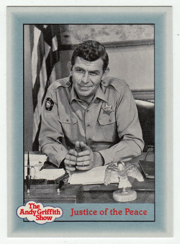 Andy Griffith Show Series 1 # 86 - Justice of the Peace