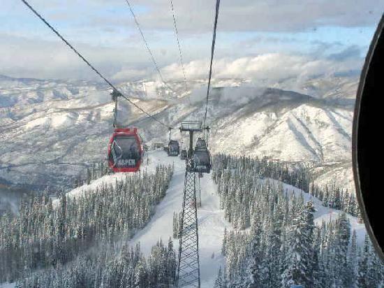 Snowmass: Aspen Gondola