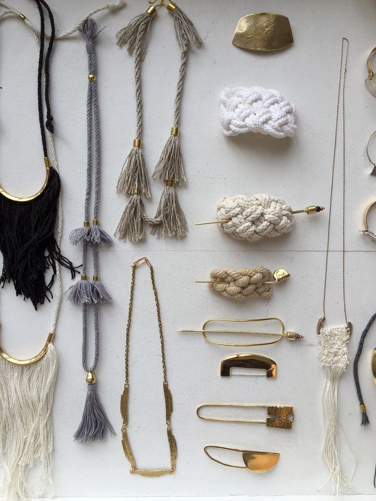 roped jewelry