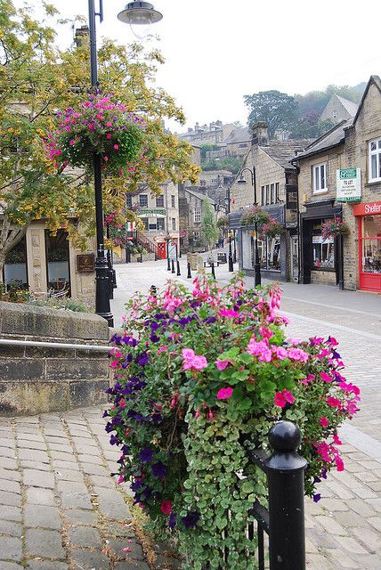 #7 Hebden Bridge, Yorkshire, England. The home of my Hibdon ancestors who came to the states in the 1770s.