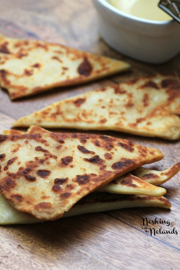 Potato Scones par noshing Avec Les Nolands