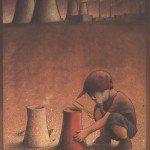 Pawel Kuczynski crea arte satírico para hacer conciencia civil ante la falta de igualdad entre grupos sociales.