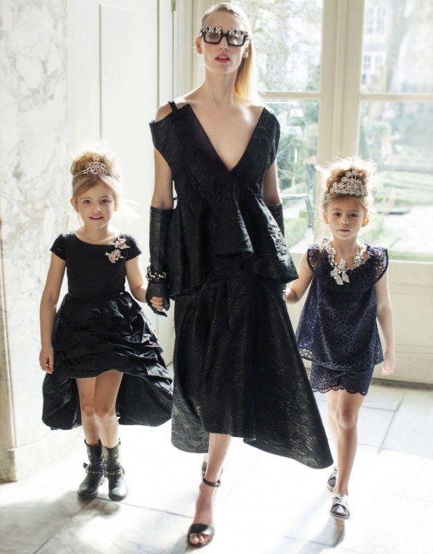 ANNA SOKOLOWSKA | oehh this one is cute ...  vintage princesses wedding ..