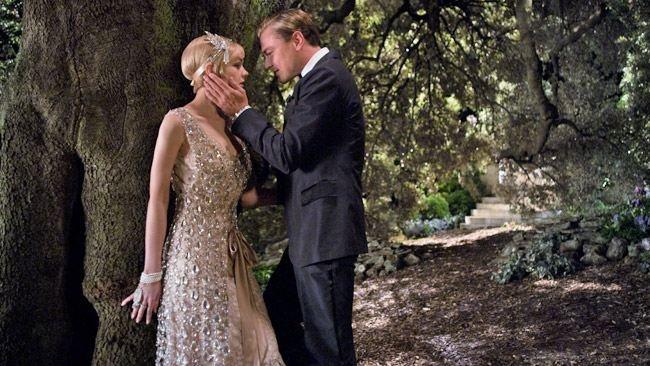 El Gran Gatsby Leonardo DiCaprio y Carey Mulligan