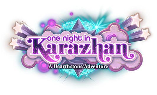 Hearthstone's Latest Adventure Announced - One Night in Karazhan  #adventure #Hearthstone #karazhan http://gazettereview.com/2016/07/hearthstones-latest-adventure-announced-one-night-karazhan/