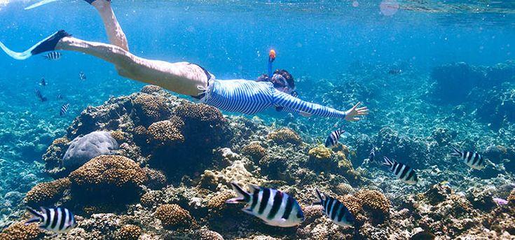 Got a favourite place to snorkel near Perth? We've got five!