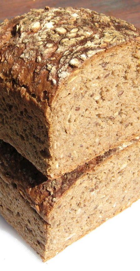 German Style Sourdough Bread