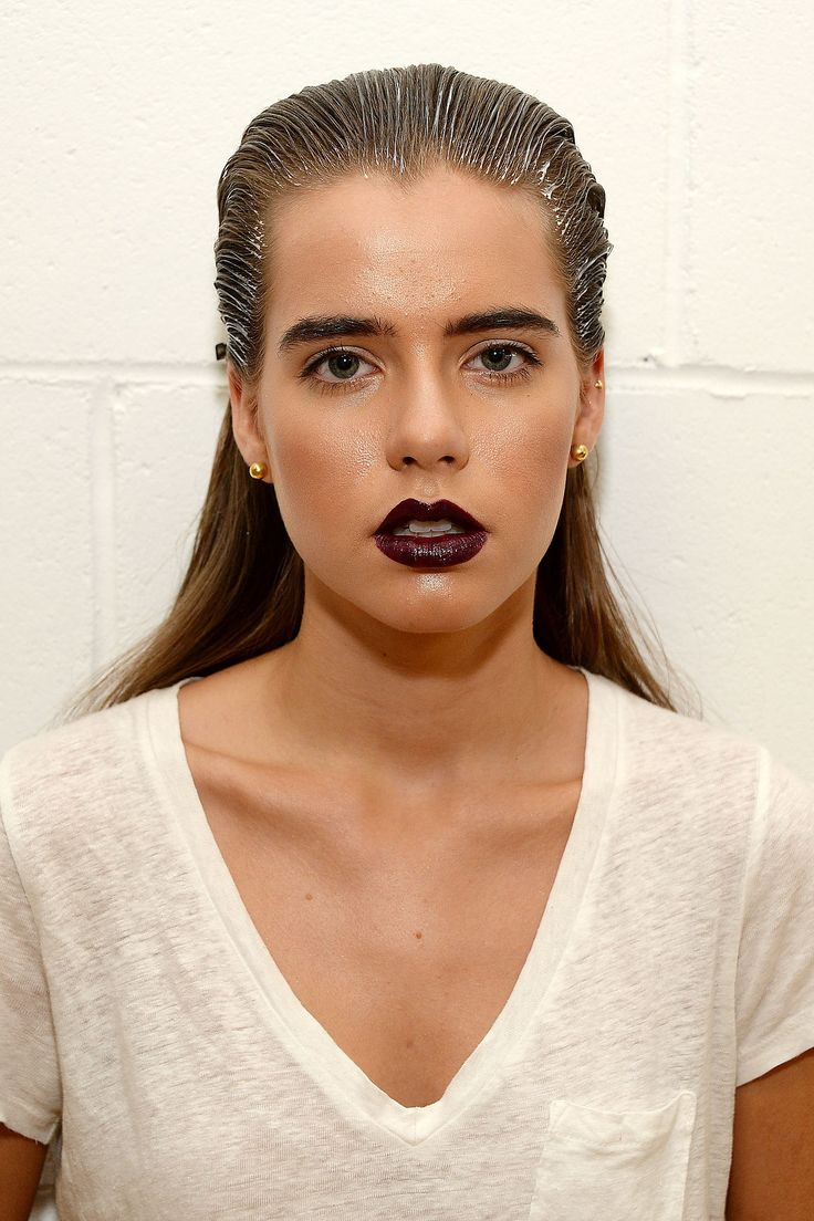 29 best nyfw 2014 spring '15 hairstyles images on pinterest