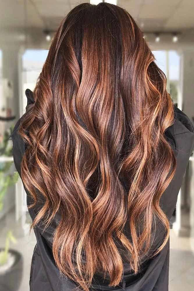 Medium Warm Tone Brownhair Highlights Hairbrown Brunette Hair With Highlights Chestnut Hair Color Chestnut Hair
