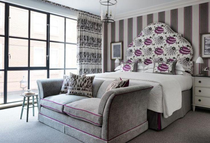 adelaparvu.com despre interioare in stil british colorat amenajate, Ham Yard Hotel, design interior Kit Kemp (38)