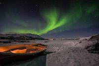 Torneträsk-tó, Svédország