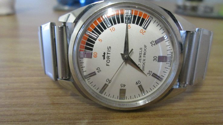 Fortis Manual Wind 17jewel Gents Watch | eBay