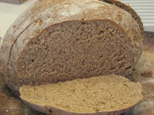 "Traditional Brown Irish Soda Bread from Food.com: ""Odlums Flours"" are a national brand in Ireland and for generations the recipes found on their packaging have been enjoyed. My Mother always made bread from an Odlums recipe and I have kept it the same....hope you enjoy. It goes great with stews and soups. I also like to serve it with smoked salmon, a combination you are bound to enjoy."