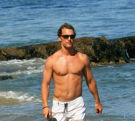 matthew mcconaughey... I could do this... there hah!