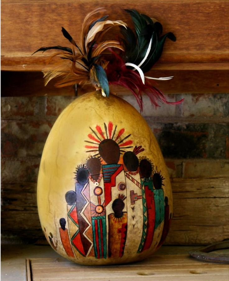 1400 best images about gourds on pinterest crafting On southwest arts and crafts