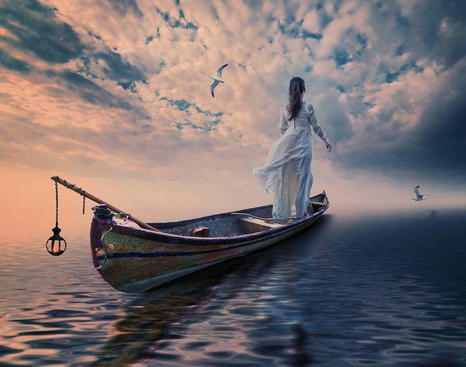 (((<3))) row, row, row your boat gently down the stream, deep into my golden heart, where love has always been ... Sri Gawn Tu Fahr