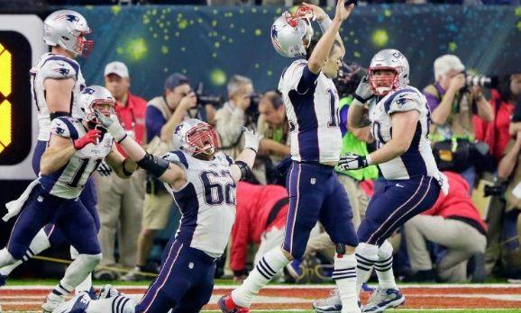 Super Bowl Past Winners