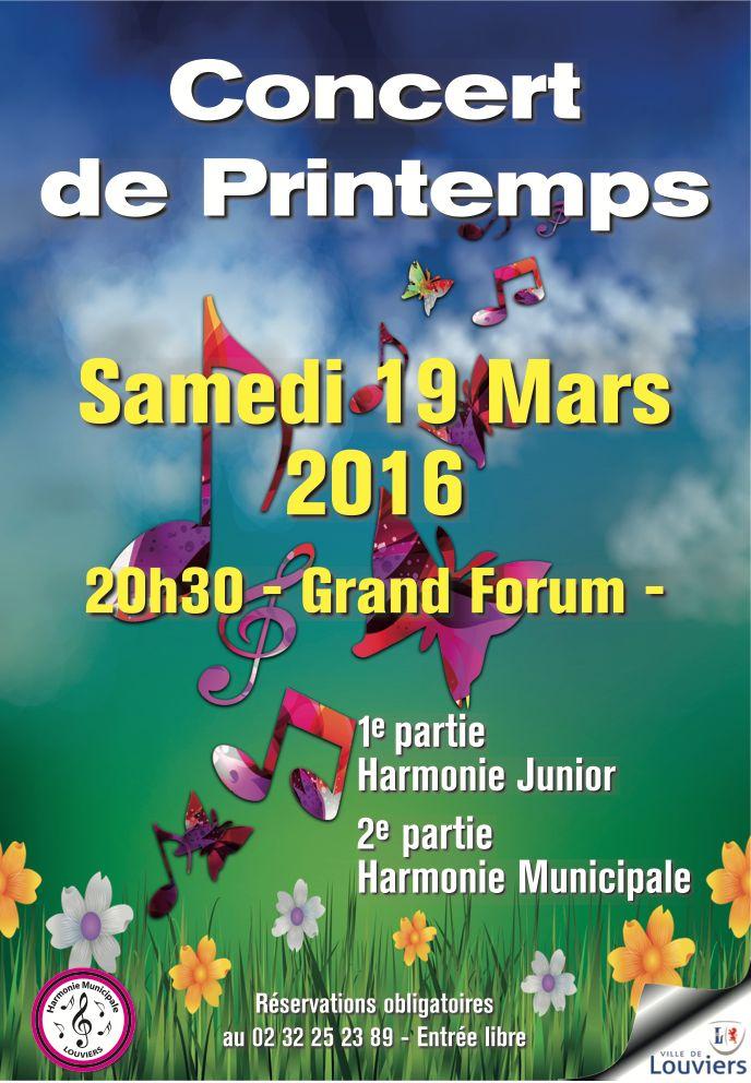 Concert de l'école de musique Maurice Duruflé à #Louviers