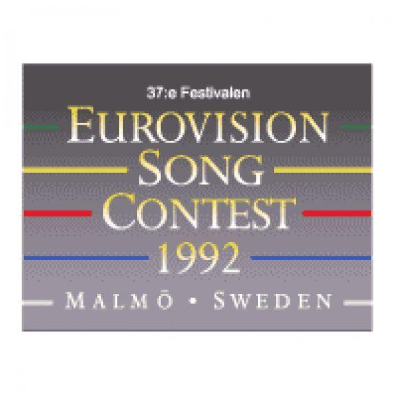 Logo of Eurovision Song Contest 1992