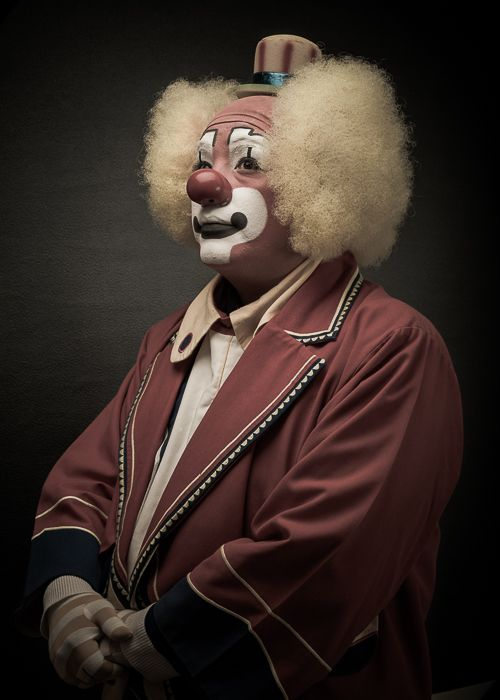 Mexican Clowns [Colors] - Nicola Ókin Frioli - Photography