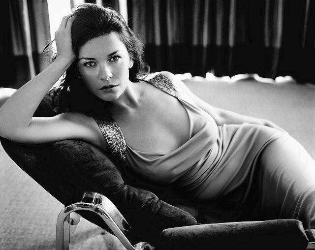 Catherine Zeta Jones, Marc Hom