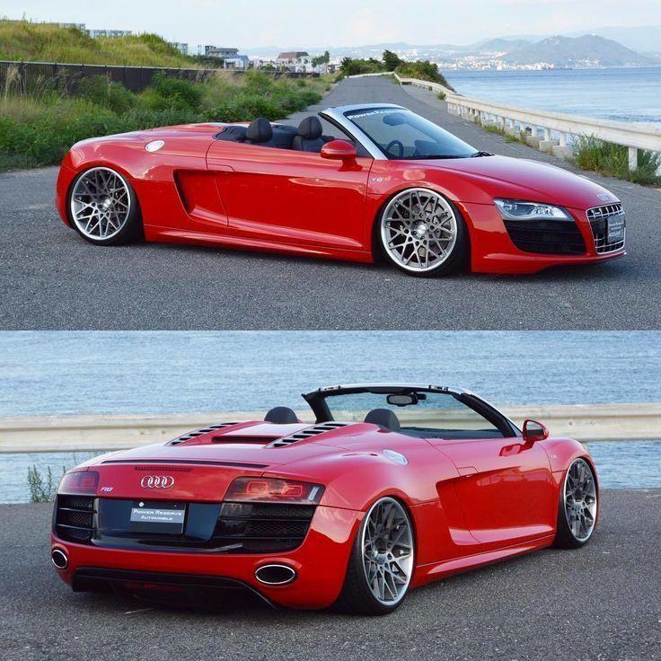 Audi Convertible Auto Racing In 2020 Audi R8 Convertible Luxury Cars Audi Audi Convertible
