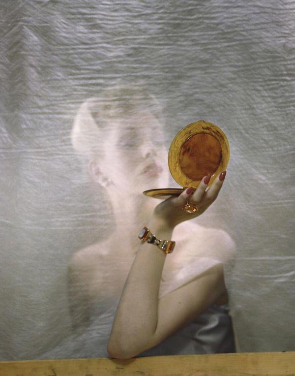 Модные снимки от Эрвина Блюменфельда - Ретро-дамы