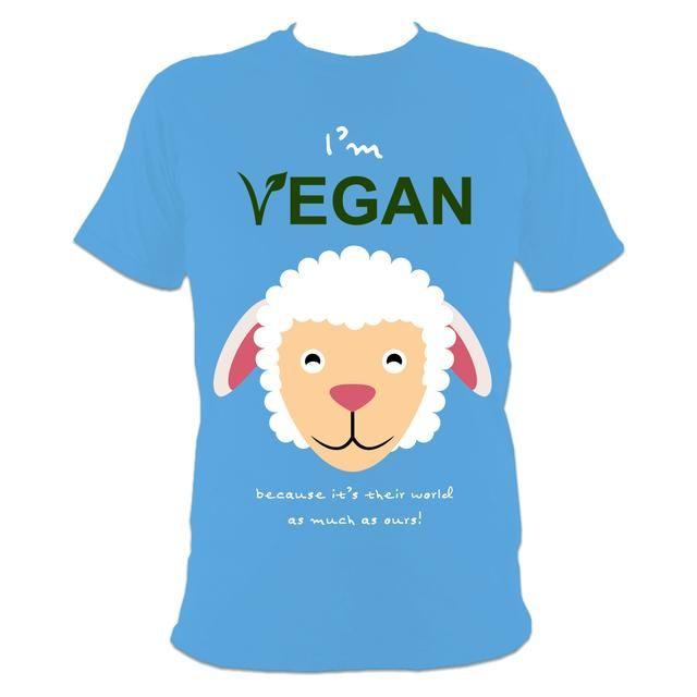 Shop Now: I'm Vegan - Lamb Childrens T-Shirt is available in my store ✨ http://www.passoom.com/products/im-vegan-lamb-childrens-t-shirt?utm_campaign=crowdfire&utm_content=crowdfire&utm_medium=social&utm_source=pinterest