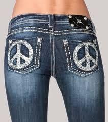 Resultado de imagen de pantalones vaqueros miss me
