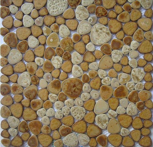 Cobblestone Backsplash 21 best back splash in l.q's images on pinterest | pebble tiles