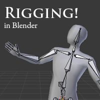 Building A Basic Low Poly Character Rig In Blender