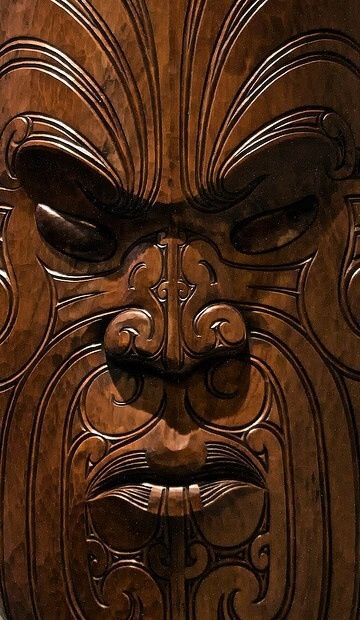 Best maori wood carvings from n z images on pinterest