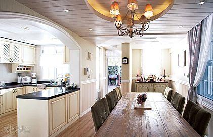 아름다운 화이트 빈티지의 상하이 3층 주택 : 네이버 매거진캐스트