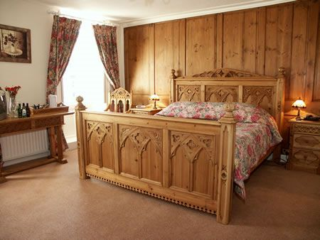 Spacious Double Bedroom At The Old Well Inn, Barnard Castle