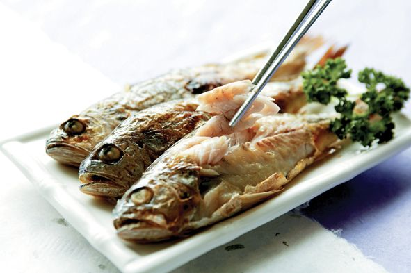 404 best images about receitas de peixe salmao on for Croaker fish recipe