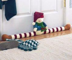 Muñecos para Navidad   Aprender manualidades es facilisimo.com