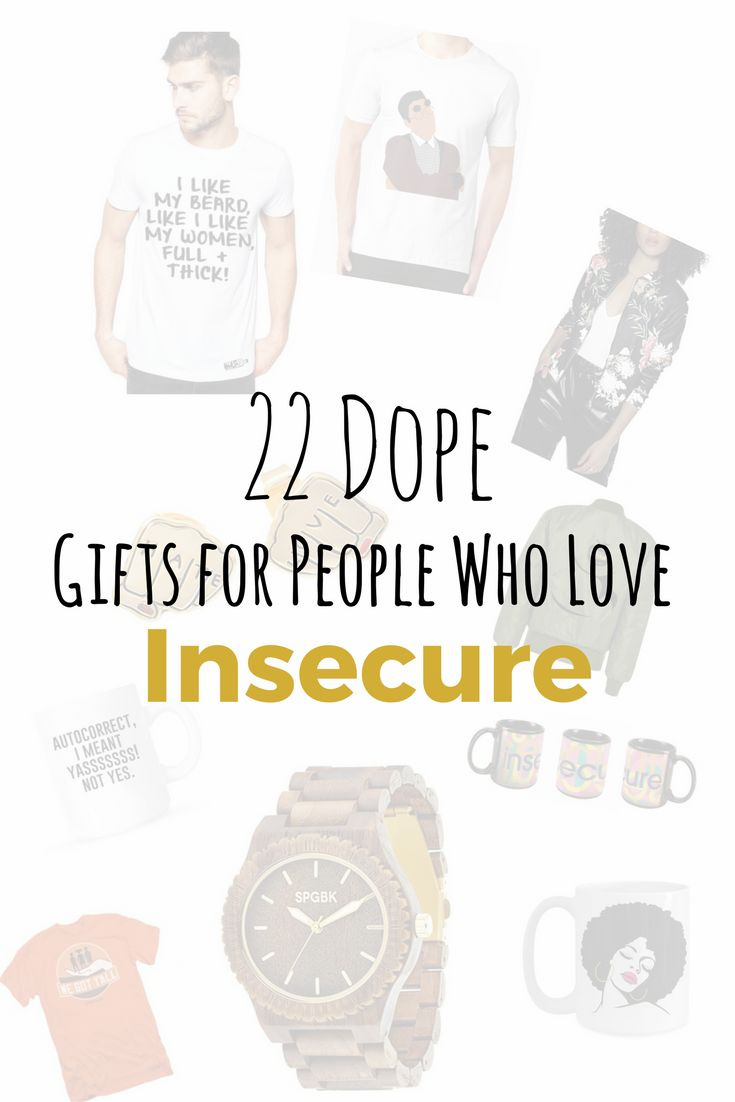 22 Dope Gifts For People Who Love the Show Insecure