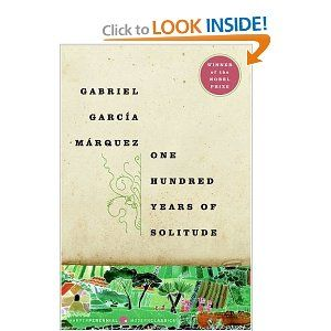 One Hundred Years of Solitude: Gabriel Garcia Marquez: 9780061120091: Amazon.com: Books