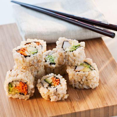 best sushi options diet