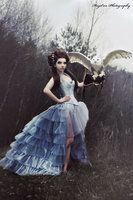Alice and the Owl III by ~HazelanPhotography on deviantART