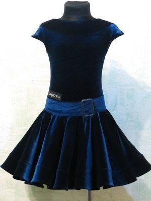 Бейсик -РЕЙТИНГОВОЕ Платье Для Бальных Танцев