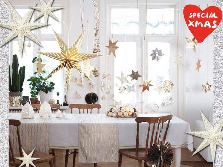 Bianco Natale: decorazioni total white per le feste - Grazia.it