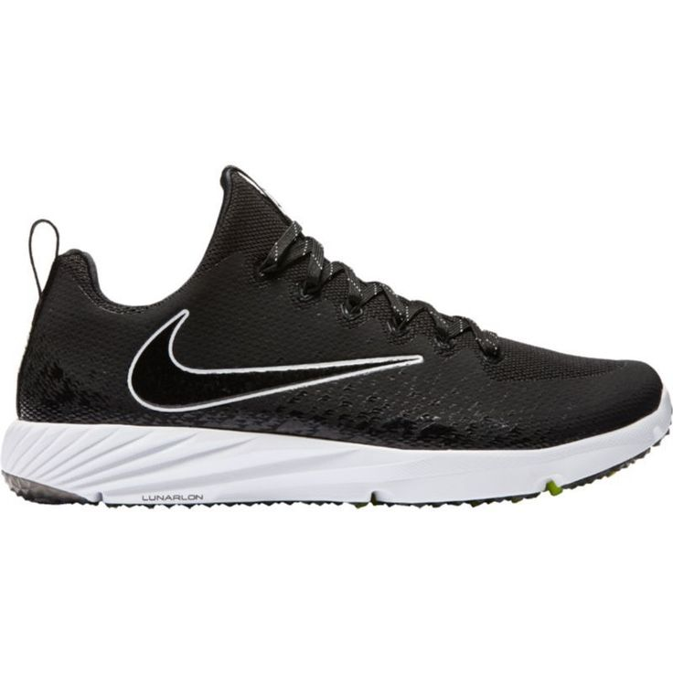 Nike Men's Vapor Speed Turf Football Trainers, Size: 10.5, Black