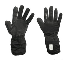 Heated Glove Liners!!   Made out of a wind-and water-resistant poly/spandex, these battery-powered glove liners are infused with heating elements that run the length of the fingers for immediate chill reduction.