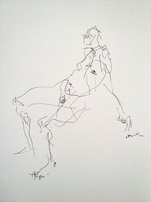 Paul Richards ::: Life drawing / gesture drawing :::