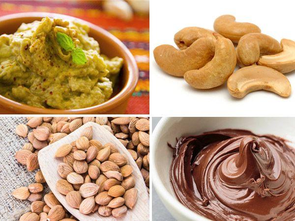 Preiswert und lecker: So leicht lassen sich Aubergine-Dip, veganes Nutella, Mandel- und Cashewmus selber machen! | eatsmarter.de