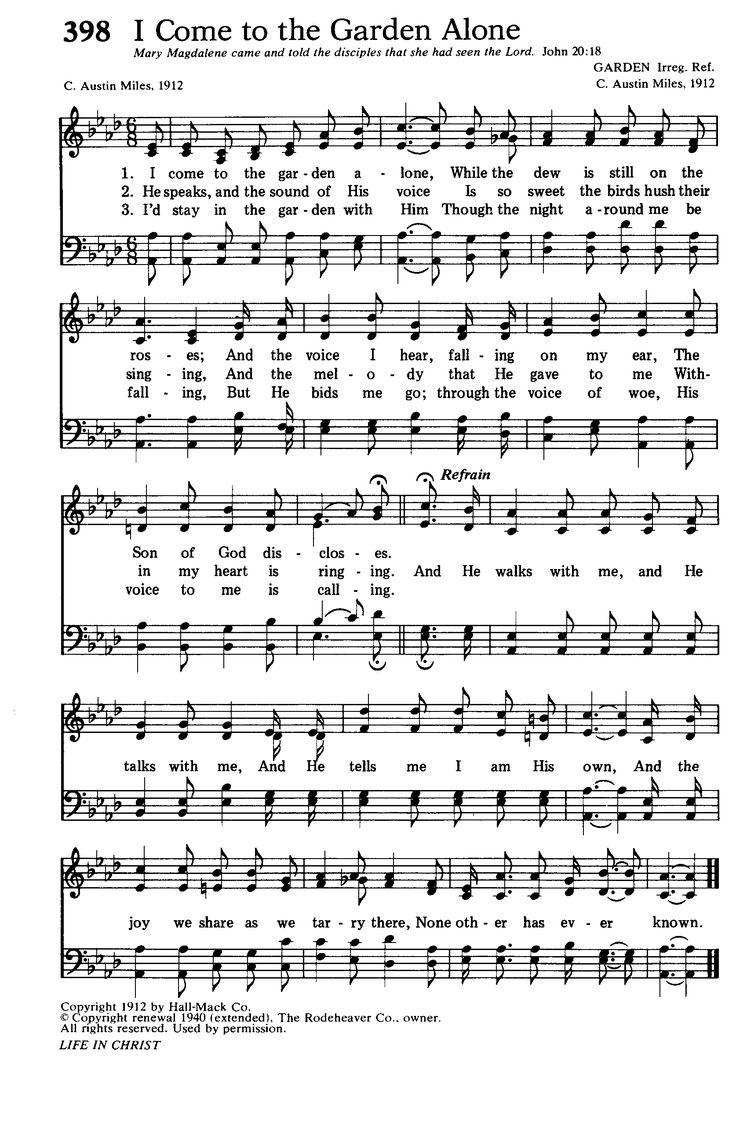 Piano Sheet Music For Old Hymns Selection Of Printable Sheet Music For Hymnsfavorite Songs