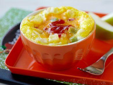 3-Minute Breakfast Hash | mrfood.com