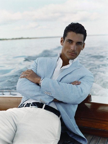 David Gandy is fine looking eye candy that Miss Femme and I both enjoy ;D LO