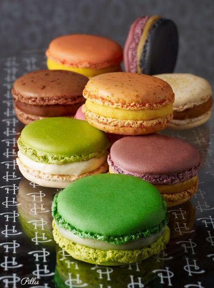 Macarons by Pierre Hermé